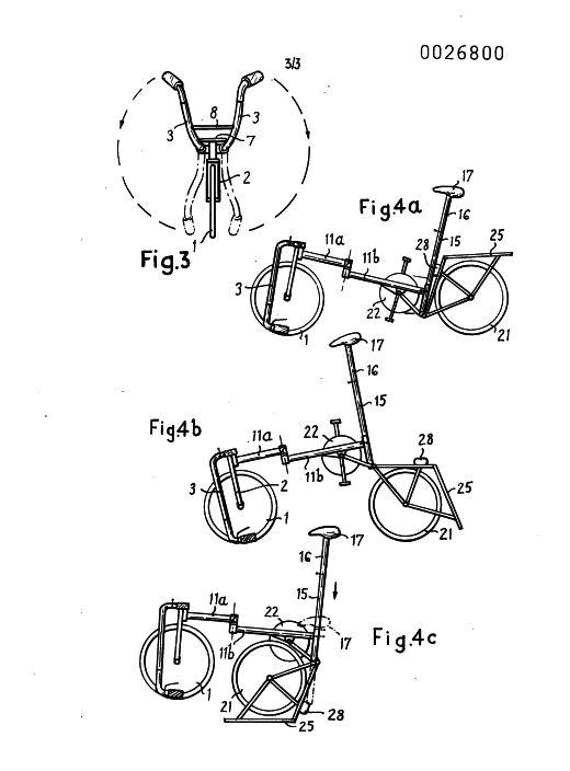 patente-sobre-mecanismo-plegado-bicicleta